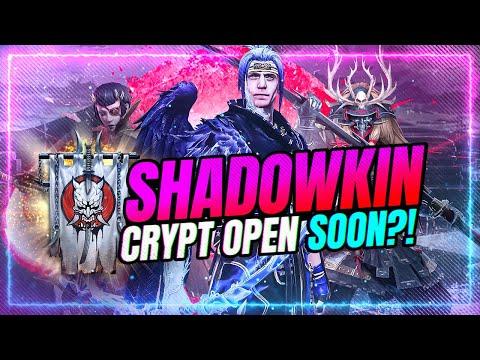 ⚔️ How Soon Until Shadowkin Faction War?! | RAID Shadow Legends