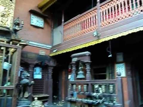 Golden Temple at Patan, Nepal