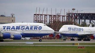 Les avions de Transaero cloués au sol - economy
