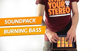 Burning Bass - Dubstep Drum Pads 24
