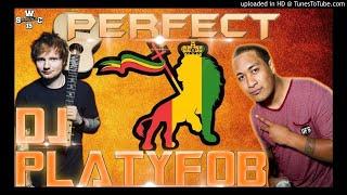 DJ PLATYFOB - ED SHEERAN - PERFECT (REGGAE REMIX) 2K17