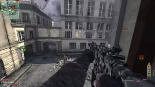 STEAM MW3 DOM MOAB ON LOCKDOWN w/ M4A1 + MP9