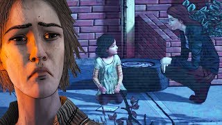 Lilly Remembers How She Loved Little Clem - The Walking Dead The Final Season