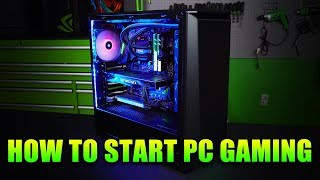 How to Get Started in PC Gaming