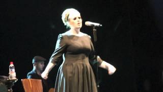 Adele's dance moves