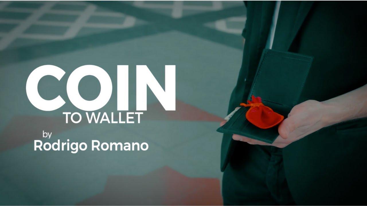 COIN TO WALLET by Rodrigo Romano