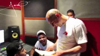 Yomo - Making Of El Cantazo Zion y Lennox