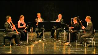 Beethoven Wind Sextet - 4th mvt - Winds Unlimited