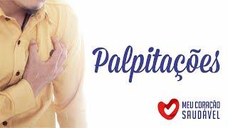 Você sente uma batida diferente no peito? Chamamos de Palpitação! Entenda mais sobre o seu problema!