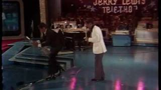 1978 MDA Telethon - Sammy Davis Jr. and Jerry Lewis