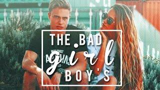 The Bad Boy's Girl || Wattpad Book Trailer