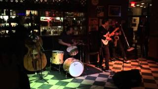 "Izzy and the Catastrophics ""Sheik of Areby"" Live 1/23/2016"