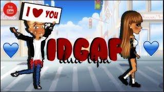 IDGAF - Dua Lipa // CLIP MSP