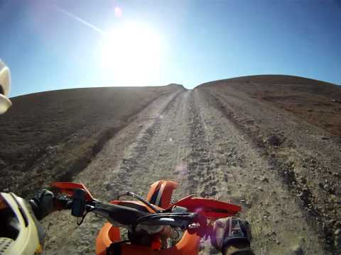 Off-road Motorcycle travel, Western Morocco