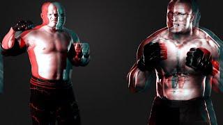 Kane & Brock Lesnar Mashup - Next Big Chemical