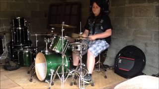 Kodaline - High Hopes [Drum cover]