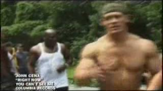 john cena right now official music video