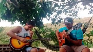 Anderson e Clebson tocando True love  ( soja )