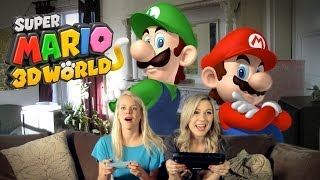 VIDEO GAME DRAMA! (Super Mario 3D World)