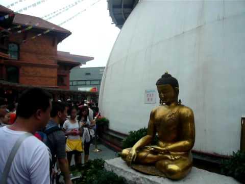上海万博 ネパール館 Nepal Shanghai EXPO part 2
