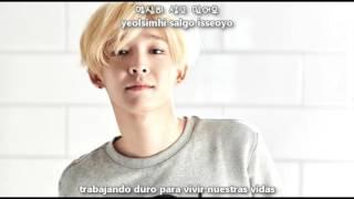 Nam Taehyun (EX-WINNER) - Hey You / Excuse Me (저기요) [Sub Español + Hangul + Rom] HD