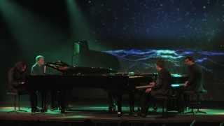 Gershwin Piano Quartet - West Side Story - America (LIVE)