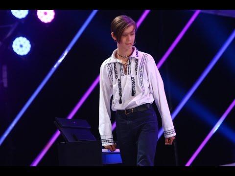 Lucas Kohl cântă la vioară pe monociclu, în marea finală Next Star