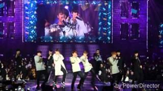 "BTS This Love ""Shinhwa"""