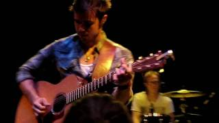 "Kris Allen - ""Maybe"" [Live in Fresno]"