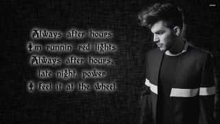 Adam Lambert - After Hours (lyrics)