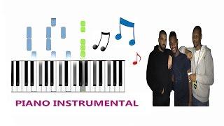 Drake - No Long Talk ft. Giggs -  Piano Tutorial - (Instrumental)   More Life