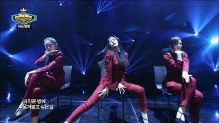 【TVPP】Red Velvet - Be Natural, 레드벨벳 - 비 내츄럴 @ Show Champion Live