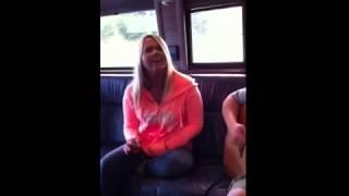 Rachel Holder sings Grand Ole Opry Song