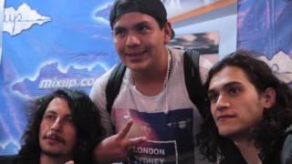 Costera en firma de autógrafos - Mixup Paque Lindavista