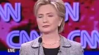 Hilary Clinton Farts