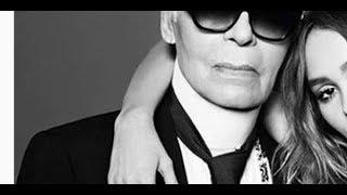 Lily-Rose Depp tourmentée par la mort de Karl Lagerfeld, son vibrant hommage