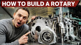 How To Build A Rotary Engine: The ULTIMATE Guide