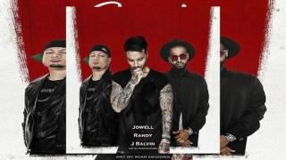 J Balvin Ft Jowell y Randy | Pista De Reggaeton | Beat De Reggaeton | 2017 (Prod J'BeatMaker)