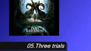 Pan´s Labyrinth Soundtrack 05. Three trials
