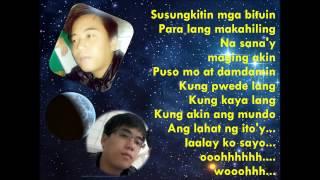 Kung Akin Ang Mundo lyrics by Khalil Ramos