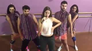 Agus Padilla - Ni tu amiga ni tu amante (Coreografía)