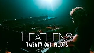 """Heathens"" - Twenty One Pilots (Piano Cover) - Costantino Carrara"