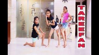 Tareefan Dance Video Song | Veere Di Wedding | Badshah | Kareena Kapoor | Sonam Kapoor