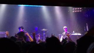 AFI - The Prayer Position at the Troubadour 01/20/17