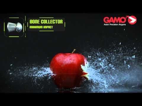 Video: Gamo Bone Collector USA pellets - new for 2012   Pyramyd Air