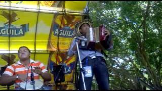 JHON ZUÑIGA BORJA CATEGORÍA AFICIONADO  ( MERENGUE ) 2 SEMIFINAL FESTIVAL DE LA LEYENDA VALLENATA