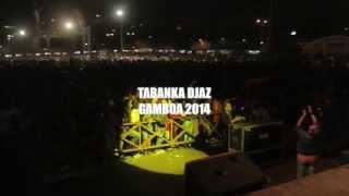 Momentos fantásticos - Tabanka Djaz - Gamboa 2014!!