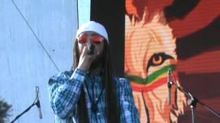 Jah Nattoh en Reggae Live Festival 2017