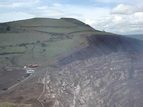 Nicaragua — Volcan Masaya