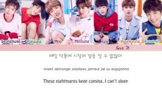 Romeo (로미오) - Nightmare (악몽) [Color Coded Han|Rom|Eng]